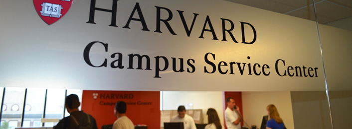 About Us   Harvard Campus Service Center